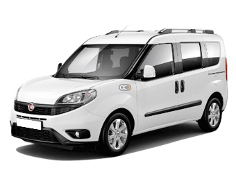 Hire Fiat Doblo - Rent Fiat Valencia - Van Car Rental Valencia Price
