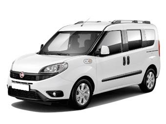 Hire Fiat Doblo - Rent Fiat Antalya - Van Car Rental Antalya Price