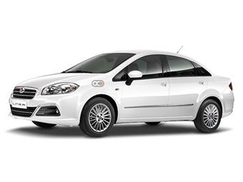 Hire Fiat Linea - Rent Fiat Antalya - Sedan Car Rental Antalya Price