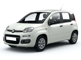 Hire Fiat Panda - Rent Fiat Izmir - Compact Car Rental Izmir Price