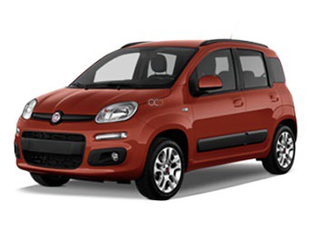 Hire Fiat Panda - Rent Fiat Casablanca - Compact Car Rental Casablanca Price