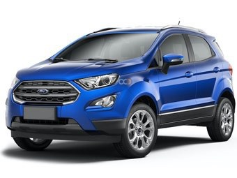 Hire Ford EcoSport - Rent Ford Sharjah - Cross Over Car Rental Sharjah Price