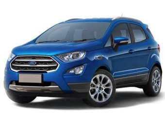 Ford EcoSport Price in Abu Dhabi - Crossover Hire Abu Dhabi - Ford Rentals