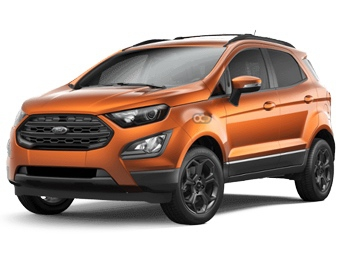 Hire Ford EcoSport - Rent Ford Dubai - Cross Over Car Rental Dubai Price