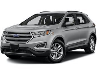 Hire Ford Edge - Rent Ford Dubai - Cross Over Car Rental Dubai Price