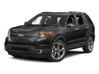 Rent a car Dubai Ford Explorer