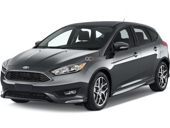 Hire Ford Focus STR - Rent Ford Dubai - Compact Car Rental Dubai Price
