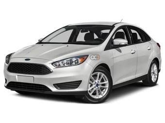 Hire Ford Focus Sedan - Rent Ford Dubai - Sedan Car Rental Dubai Price