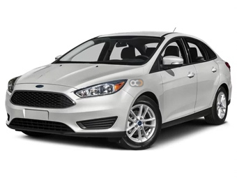 Ford Focus Sedan Price in Sharjah - Sedan Hire Sharjah - Ford Rentals