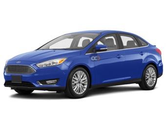 Hire Ford Focus Sedan - Rent Ford Istanbul - Sedan Car Rental Istanbul Price