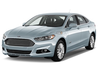 Hire Ford Fusion - Rent Ford Dubai - Sedan Car Rental Dubai Price