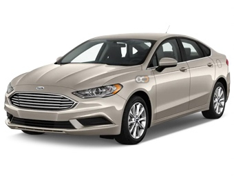 Ford Fusion Price in Dubai - Sedan Hire Dubai - Ford Rentals