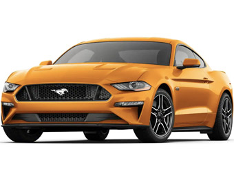 Hire Ford Mustang V8 GT - Rent Ford Dubai - Sports Car Car Rental Dubai Price