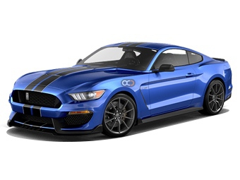 Ford Mustang Shelby GT350 Coupe V4 Price in Barcelona - Sports Car Hire Barcelona - Ford Rentals