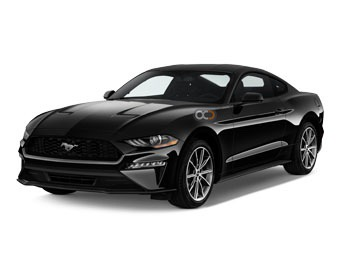 Ford Mustang Convertible V4 Price in Dubai - Sports Car Hire Dubai - Ford Rentals