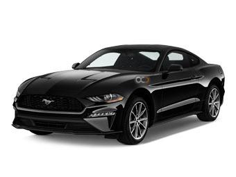Hire Ford Mustang EcoBoost Convertible - Rent Ford Baku - Sports Car Car Rental Baku Price