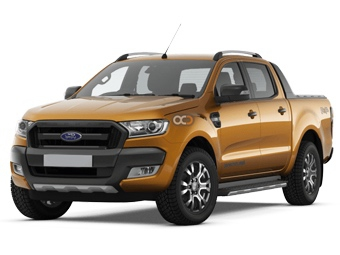 Hire Ford Ranger - Rent Ford Tbilisi - Pickup Truck Car Rental Tbilisi Price