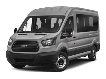 Ford Transit 11 Seater Price in London - Van Hire London - Ford Rentals