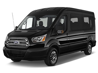 Ford Transit 12 Seater Price in London - Van Hire London - Ford Rentals