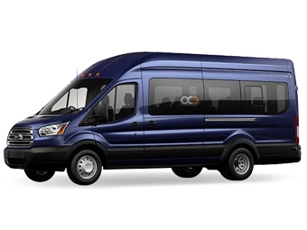 Ford Transit 17 Seater Price in London - Van Hire London - Ford Rentals