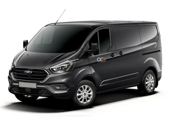 Ford Transit Custom Price in Istanbul - Van Hire Istanbul - Ford Rentals