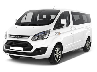 Ford Transit-tourneo Price in Istanbul - Van Hire Istanbul - Ford Rentals