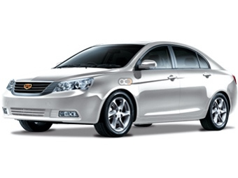 Geely Emgrand GC6 Price in Dubai - Sedan Hire Dubai - Geely Rentals