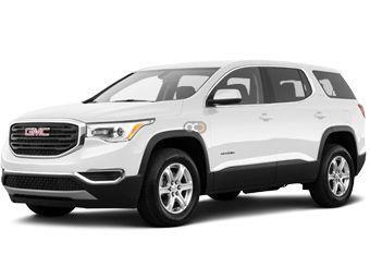 GMC Acadia Price in Dubai - SUV Hire Dubai - GMC Rentals