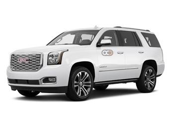 GMC Yukon Price in Fujairah - SUV Hire Fujairah - GMC Rentals