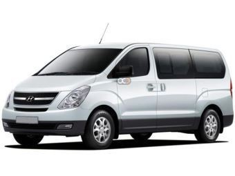 Hire Hyundai H1 Wagon - Rent Hyundai Ajman - Van Car Rental Ajman Price