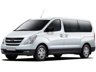 Hyundai H1 Wagon Price in Ajman - Van Hire Ajman - Hyundai Rentals
