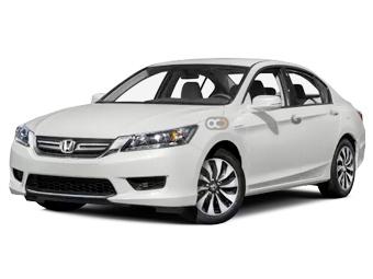 Hire Honda Accord - Rent Honda Dubai - Sedan Car Rental Dubai Price