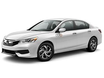 Honda Accord Price in Dubai - Sedan Hire Dubai - Honda Rentals