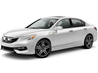 Hire Honda Accord - Rent Honda Sharjah - Sedan Car Rental Sharjah Price