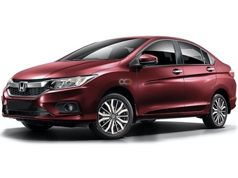 Honda City Price in Dubai - Sedan Hire Dubai - Honda Rentals