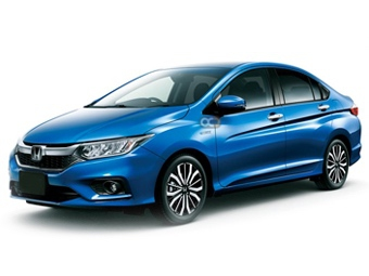 Hire Honda City - Rent Honda Salalah - Sedan Car Rental Salalah Price