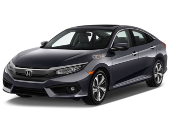 Hire Honda Civic - Rent Honda Antalya - Sedan Car Rental Antalya Price