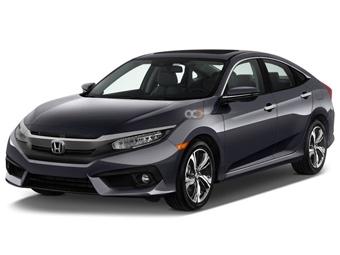 Honda Civic Price in Antalya - Sedan Hire Antalya - Honda Rentals