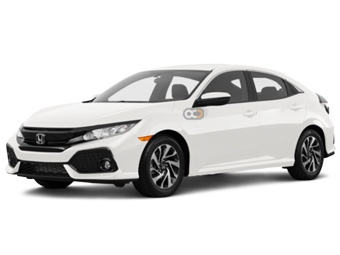 Honda Civic Price in Antalya - Sedan Hire Antalya - Honda Rentals