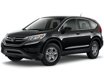 Hire Honda CR-V - Rent Honda Muscat - SUV Car Rental Muscat Price