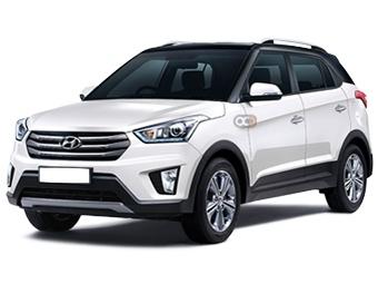 Hyundai Creta Price in Salalah - Crossover Hire Salalah - Hyundai Rentals