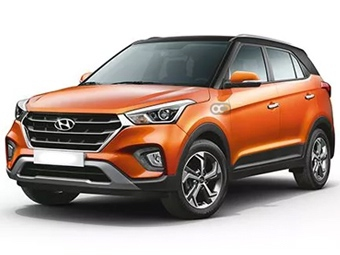 Hyundai Creta Price in Sohar - Crossover Hire Sohar - Hyundai Rentals