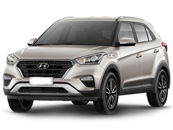 Hyundai Creta Price in Muscat - Crossover Hire Muscat - Hyundai Rentals