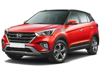 Hire Hyundai Creta - Rent Hyundai Dubai - Crossover Car Rental Dubai Price