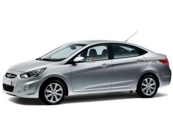 Rent a car Dubai Hyundai Accent