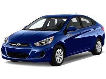 Hire Hyundai Accent - Rent Hyundai Dubai - Sedan Car Rental Dubai Price