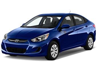 Hire Hyundai Accent - Rent Hyundai Baku - Sedan Car Rental Baku Price