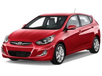 Hyundai Accent Price in Muscat - Sedan Hire Muscat - Hyundai Rentals