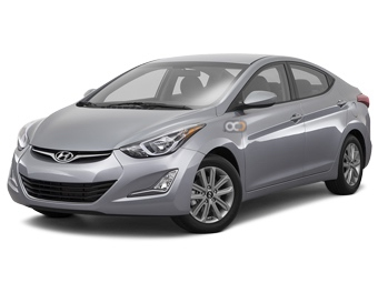 Hire Hyundai Elantra - Rent Hyundai Sharjah - Sedan Car Rental Sharjah Price