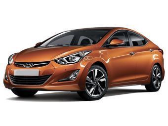 Rent a car Dubai Hyundai Elantra